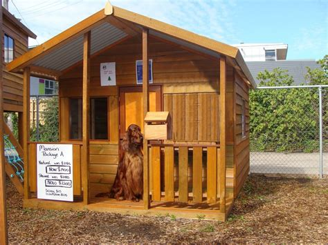 dog cubby house eireannmada house arrest house irish setters australia