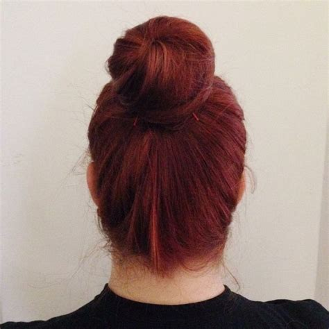 hairstyles with a bun maker 44 best bodacious buns images on pinterest red heads
