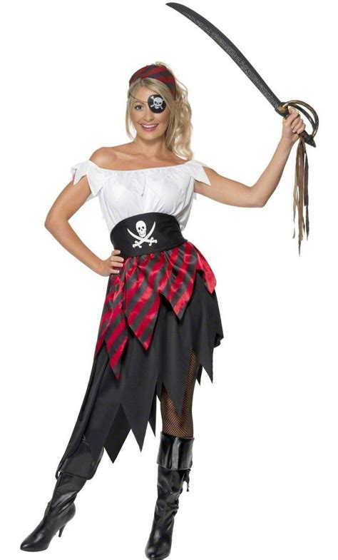 pirate costume   easy steps