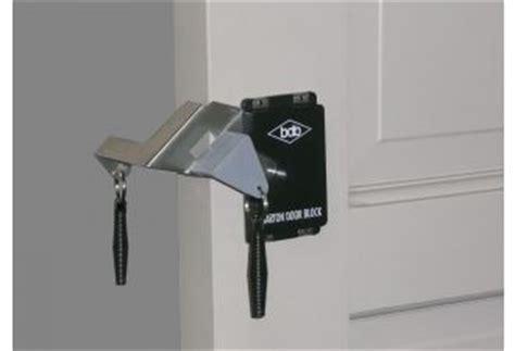 Block Door by Barton Door Block Shockwatch Nz
