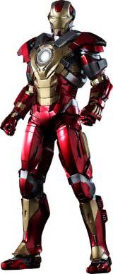 Iron Man Marvel Iron Man Mark 17 Heartbreaker Sixth Scale Figure