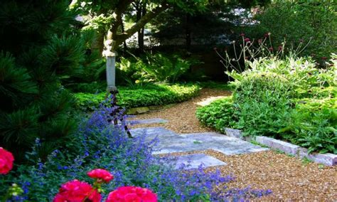 Stepping Garden Path Ideas Hardscaping Design Inexpensive Stepping Path Ideas