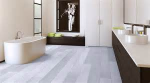 Vinyl Wood Flooring Bathroom Design Modern Minimalist Bathroom Design With White And Brown Wood Cabinet Combined With Gray Luxury