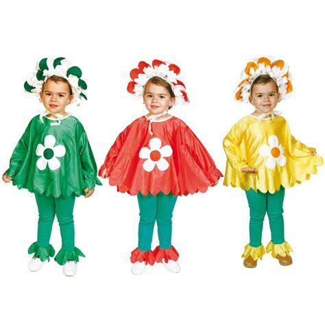 diy disfraces d a de la primavera disfraces originales disfraz flor primavera 2 4 a 241 os barullo com