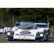 1983 Porsche 956 C Coupe Wsc Lemans Le Mans Race Racing