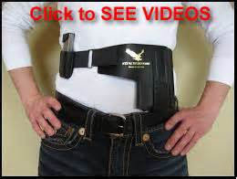 stealth defense concealed carry handgun holsters