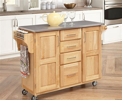 small movable kitchen island 2018 3 moveable islands for small kitchens home and garden billingsgazette