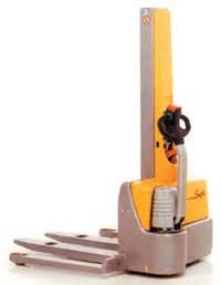 material drum handling equipment electric pallet jack