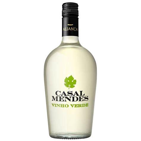 Mendes Drank Vodka Before With Joaquin 4 by Casal Mendes Vinho Verde 75cl