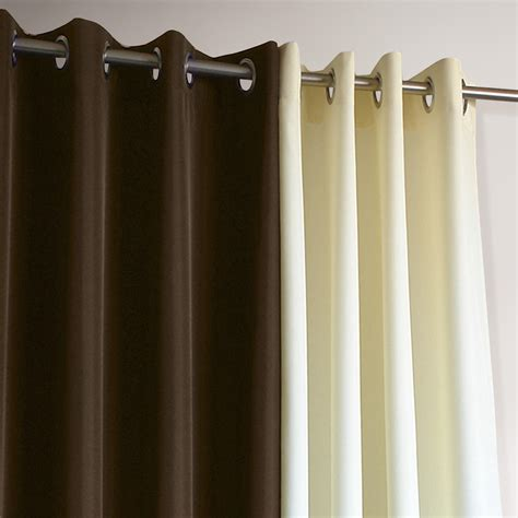curtain rods for grommet drapes grommet top curtains
