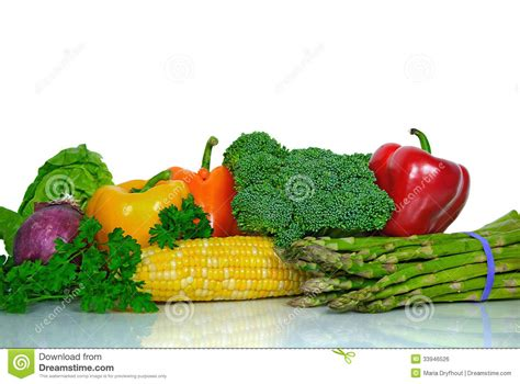garden fresh vegetables fresh garden vegetables royalty free stock image image