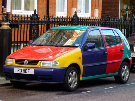 volkswagen harlequin volkswagen polo harlequin un icono de los 90
