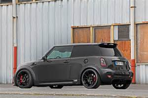 Mini Cooper R56 Tuning Ok Chiptuning Goes With The R56 Mini Jcw