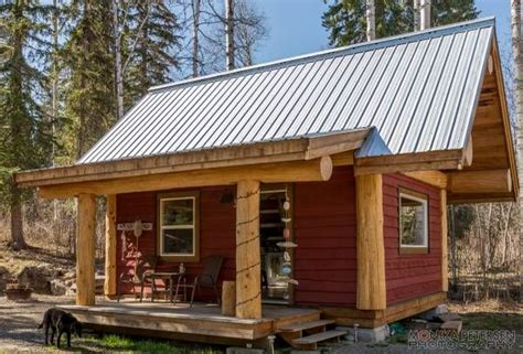 Small Homes For Sale Columbia Small Log Cabin For Sale At Horsefly Lake Bc