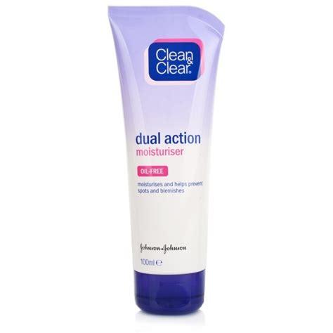 Harga Clean Clear Essentials Moisturiser clean clear free dual moisturiser