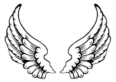 eagle wings coloring page eagle wing tattoo coloring pages kids coloring pages