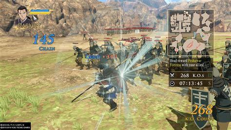 Kaset Ps4 Arslan The Warriors Of Legend arslan the warriors of legend ps4 review playstation country