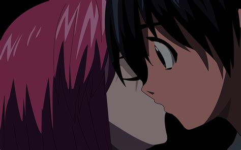 anime elfen lied anime elfen lied quotes quotesgram