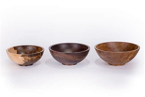 Handmade Wooden Salad Bowls - wood salad bowls portland peppermill company
