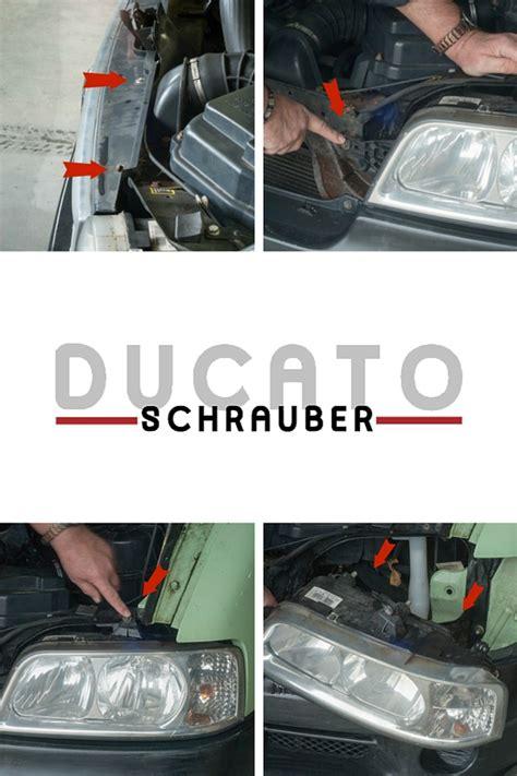 Wohnmobil Polieren Lassen by Fiat Ducato Z 252 Ndschloss Ausbauen Anleitung G 252 Nstig Auto