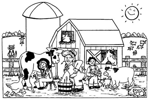 Preschoolers Cute Animal Coloring Pages For Girls Az Coloring » Home Design 2017
