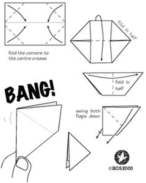 How To Make A Paper Popper Step By Step - 1000 images about summer fete idea a world of paper on