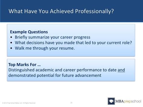 Walk Me Through Your Resume Mba by Five Questions You Must Answer In Your Mba Application