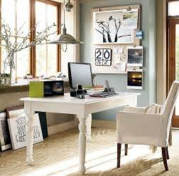 Small Desk For Home Office Small Spaces Home Office Design With White White Wooden Desk And Chairs With Fabric Cover Plus