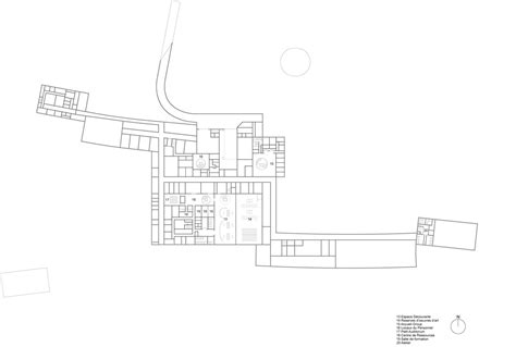 New Construction Floor Plans louvre lens sanaa archdaily