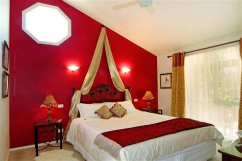 Red Bedroom Decorating Ideas 45 home interior design with red decorating inspiration