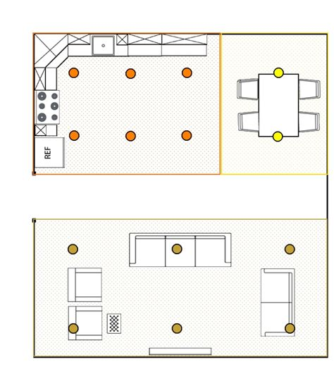 Apartment Above Garage by How Many Recessed Lights Recessedlighting Com