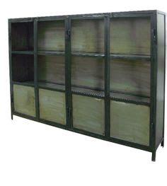 alacena tipo industrial armario estilo industrial tipo parte superior de alacena