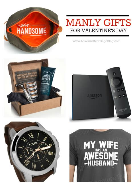 best mens valentines gifts 7 manly mens valentines day gifts love and marriage