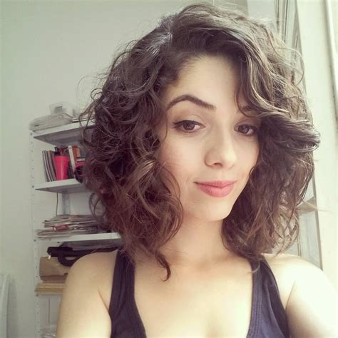curly lob hairstyle pictures long curly bob or lob beauty school dropout pinterest