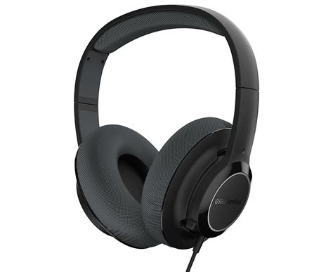 Headset Steelseries Siberia 100 Black New Diskon steelseries siberia x100 gaming headset for xbox one