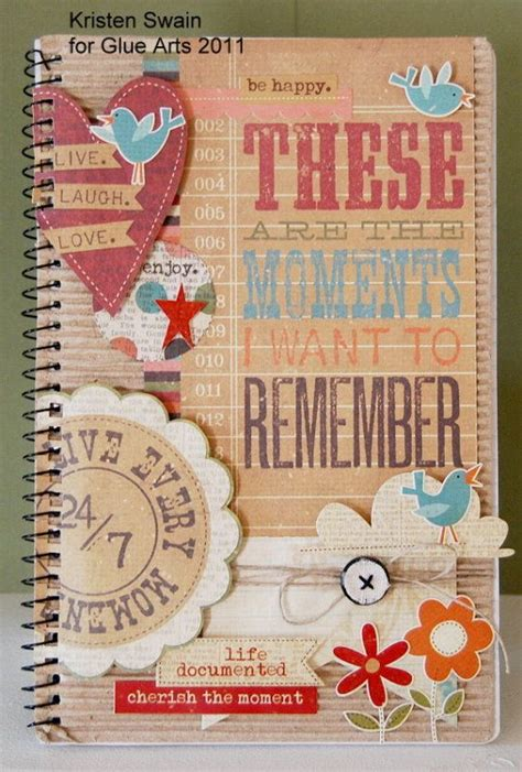 Book Review The Journal Of Mortifying Moments By Robyn Harding by 50 Splendid Ideas On How To Decorate A Notebook