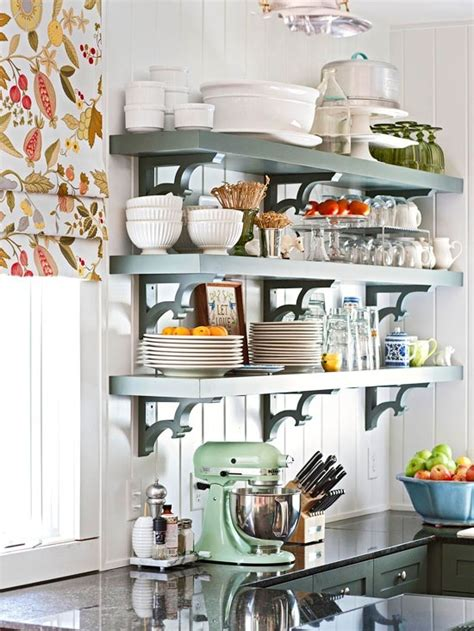 small kitchen open shelving 25 open shelving kitchens the cottage market
