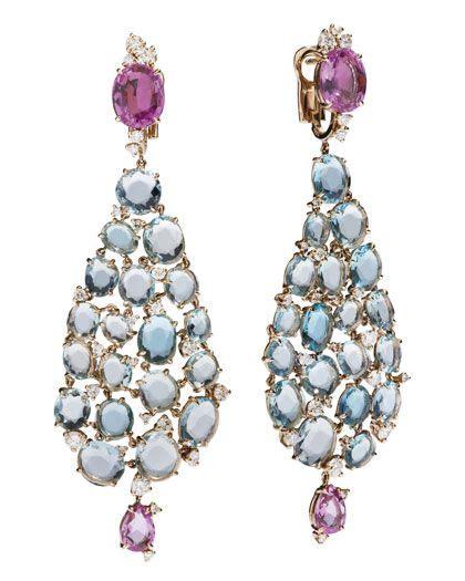 pomellato pom pom pomellato pom pom collection earrings pretty things
