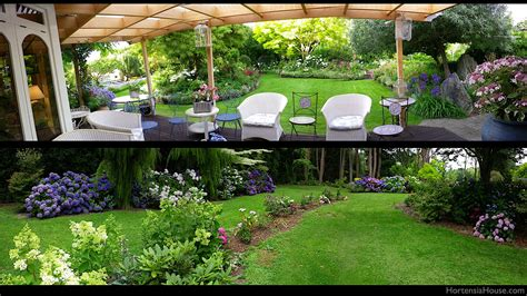 house garden design pictures hortensia house garden blenheim new zealand panoramas photos back home is where