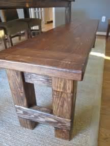 farmhouse table with bench plans farmhouse bench plans 171 ellie
