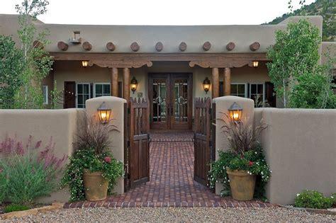 modern adobe houses modern adobe house exterior design 99 amazing ideas 1