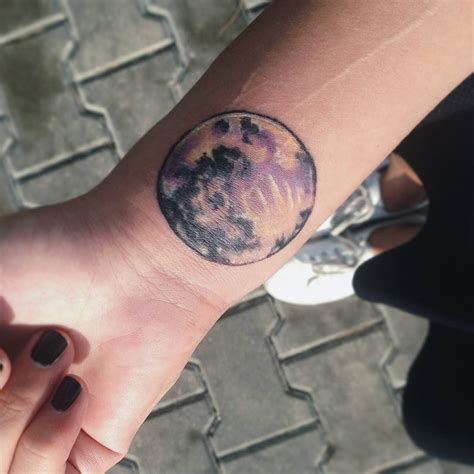 moon tattoo on wrist 115 best moon designs meanings up in the sky