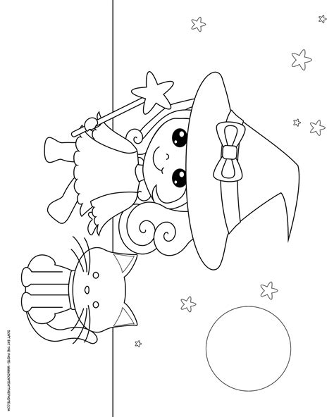 witch shoes coloring pages