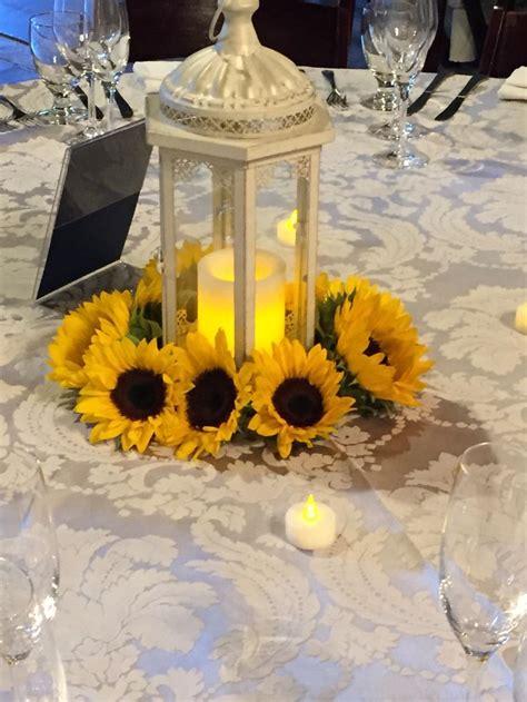 sunflower centerpieces for wedding best 25 sunflower table centerpieces ideas on