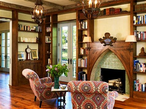 french country home with fireplace french country home a new house inspired by old french country cottages