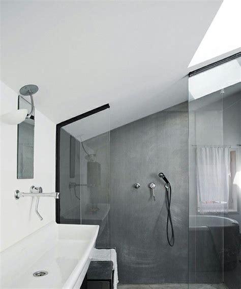 Fliesen Für Dusche by Badezimmer Idee Dachschr 228 Ge