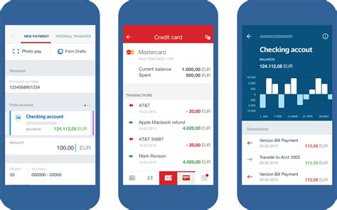 mobile app banking infinum mobile banking