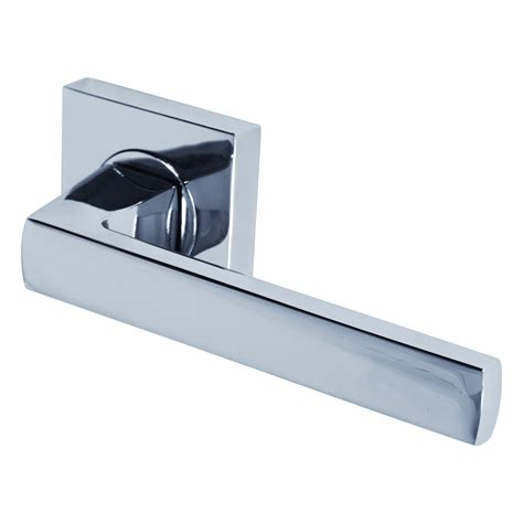 Door Handles Interior Sorrento Door Handle Lever Square Interior Exterior 2 Finishes Ebay