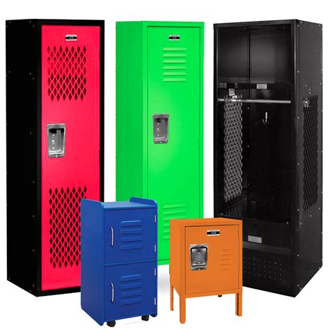 bedroom locker storage kids lockers schoollockers com
