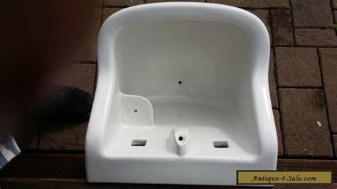 standard prison sink vintage white county house prison porcelain